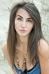 Ukrainian girl Juliya,26 years old with brown eyes and dark brown hair.