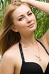 Ukrainian girl Juliya,25 years old with blue eyes and blonde hair.