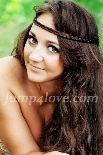 Ukrainian girl Maria,27 years old with green eyes and light brown hair. Maria