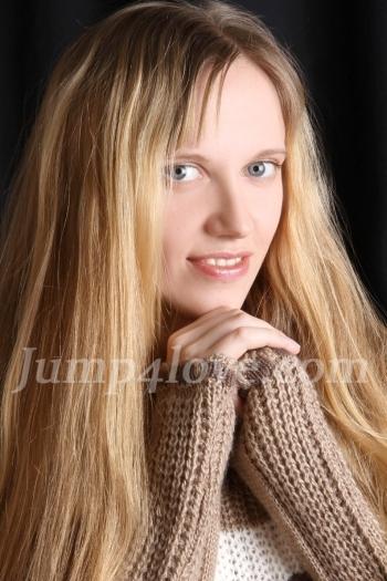 girl Irina, years old with  eyes and  hair. Irina