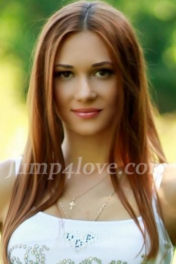 Ukrainian girl Margarita,28 years old with hazel eyes and dark brown hair. Margarita