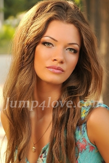 Ukrainian girl Ludmila,28 years old with brown eyes and light brown hair. Ludmila