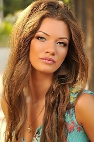 Ukrainian girl Ludmila,28 years old with brown eyes and light brown hair.