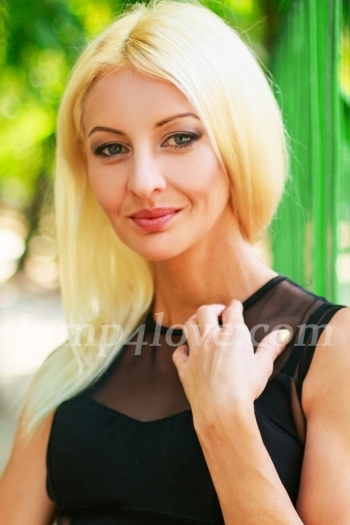 Ukrainian girl Anastasia,29 years old with blue eyes and blonde hair. Anastasia