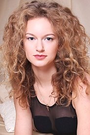 Ukrainian girl Anna,21 years old with blue eyes and blonde hair.