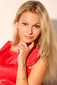 Ukrainian girl Valery,26 years old with grey eyes and blonde hair.